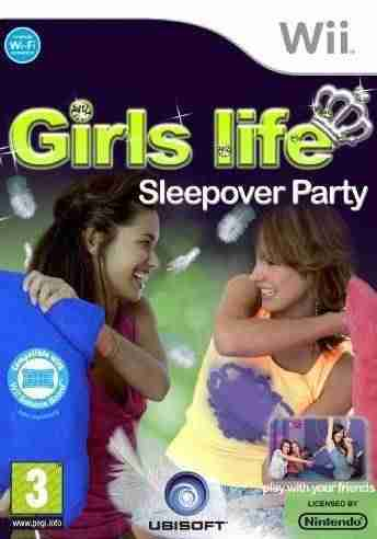 Descargar Girls Life Sleepover Party [MULTI5][WII-Scrubber] por Torrent